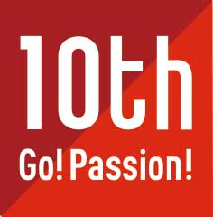 10th Go!Passion!