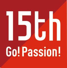 15th Go!Passion!